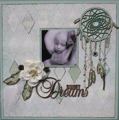 Sweet Dreams Scrap Around the World Design Team
