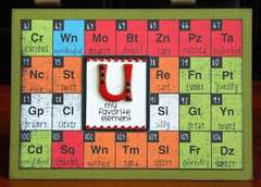 U My favorite Element by Lea Lawson