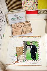 Brand New Dapper Dan Collection from Glitz Design