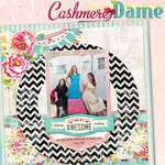 Awsome featuring Cashmere Dame from Glitz Design