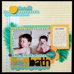 Splish Splash I Was Taking a Bath..