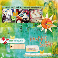Journée Scrap {Studio Calico}