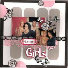 Just Us Girls  **Sketch Savvy**