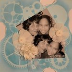 Love  ***The Crafter's Workshop / TCW262 Gears***