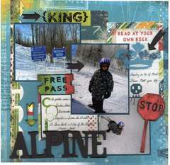 King Of The Alpine