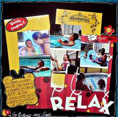 WDW Pool 2005