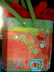 Altered Tote gift