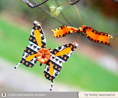 JBS Halloween Ornaments - Butterfly
