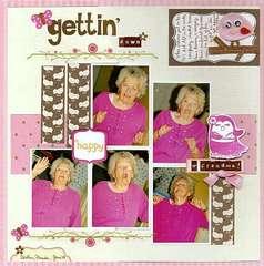 Gettin' down w/Grandma!