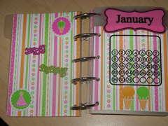 January-Birthday/Anniversary Reminder *