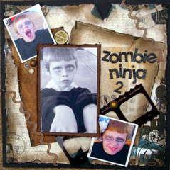 ~Zombie Ninja 2~