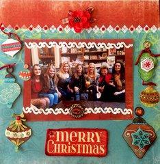 Leffler Women at Christmas Brunch
