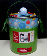 Golf Paint Can 1