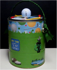 Golf Paint Can 3