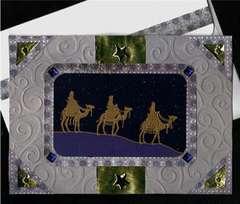 Magi Xmas Card