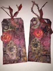 Tags for VDAY steampunk swap