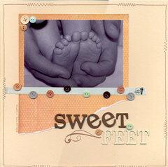 sweet feet (lucky 7)