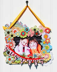 Sisters Hanging Frame- BG DT Submission