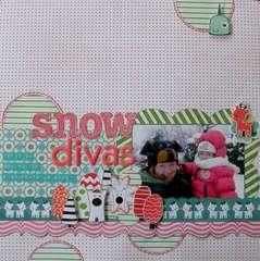 Snow Divas