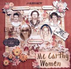 The McCarthy Women