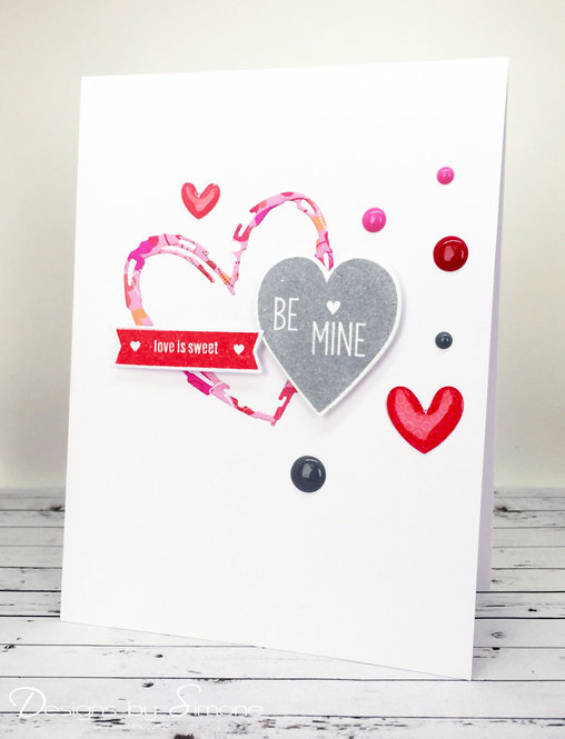 Valentines Day Cards Layouts and More Scrapbook – Valentine Card Layouts