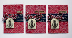 Red, White and Blue ATCs