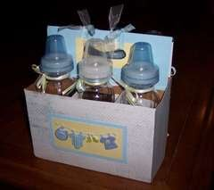 Baby Shower Bottle 6-Pack