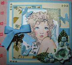 Another Sweet Pea card