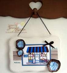 Cupcake Sign