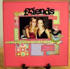 Friends pink -1