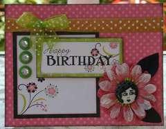 Birthday - feminine