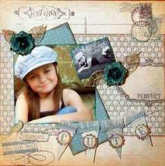 postcard cute
