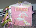 Baby Girl Paper Bag ALbum
