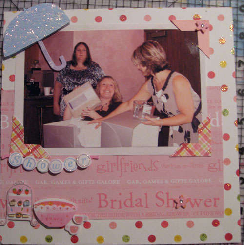 Layout: Bridal Shower Layout 2