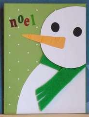 Noel snowman