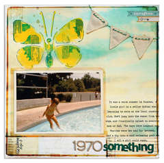 1970 Something<br>{Scrapbook Trends Jan '12}