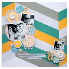 3D<br>{Scrapbook Trends Oct '12}