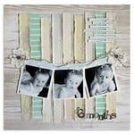6 months<br>{Scrapbook Trends Jun. '12}