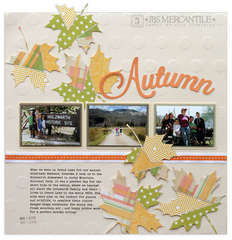 autumn<br>{JBS Mercantile Kit}
