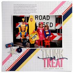 trunk or treat | bella blvd
