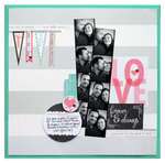 forever & always<br>[Scrapbook Trends Sept '13]
