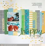 Happy Girl <br>{JBS Mercantile Kit}