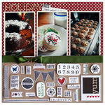 holiday eats<br>{Lily Bee Design}