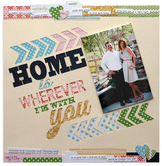 Home Is<br>{Lily Bee Design}