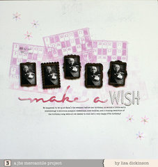 make a wish | jbs mercantile kits