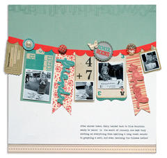School Rocks<br>[Scrapbook Trends June '12]