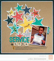 Service Star | BasicGrey Capture