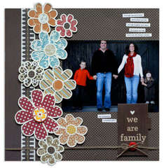 we are family<br>[Lily Bee Design]