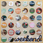oh what a weekend | scrapbook trends dec '13