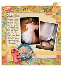 ballerina<br>{Jenni Bowlin Oct Kit}